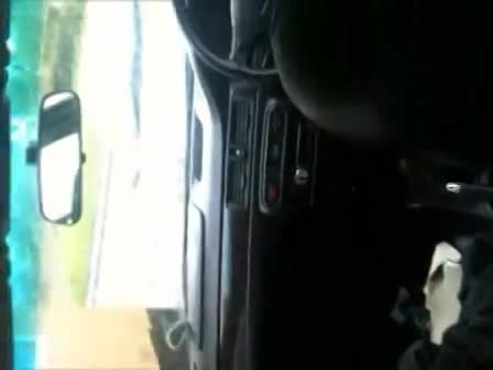自分撮り 車内でオナニー
